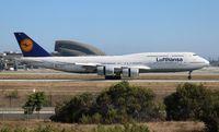 D-ABYN @ LAX - Lufthansa