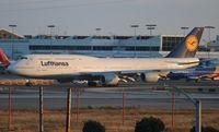 D-ABYP @ LAX - Lufthansa