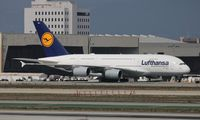 D-AIMJ @ LAX - Lufthansa - by Florida Metal