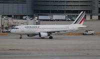 F-GKXC @ MIA - Air France
