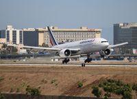 F-GSPK @ LAX - Air France