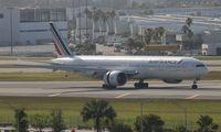 F-GSQD @ MIA - Air France - by Florida Metal
