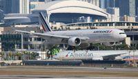 F-GZNK @ MIA - Air France - by Florida Metal