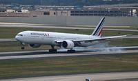 F-GZNR @ ATL - Air France - by Florida Metal