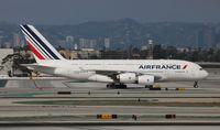 F-HPJB @ LAX - Air France
