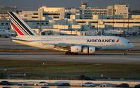 F-HPJE @ MIA - Air France