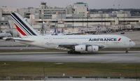 F-HPJH @ MIA - Air France