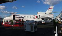 F-HVDA @ ORL - Falcon 900LX