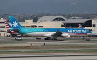 F-OJGF @ LAX - Air Tahiti
