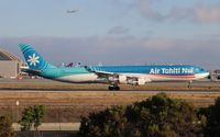F-OSEA @ LAX - Air Tahiti