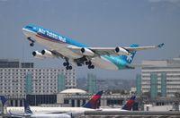 F-OSUN @ LAX - Air Tahiti Nui A340-300