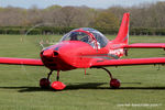 G-CJGP @ EGBK - at the EV-97 fly in. Sywell - by Chris Hall
