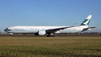 B-KQC @ EHAM - Nice 777 - by Gert-Jan Vis