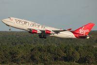 G-VAST @ MCO - Virgin Atlantic