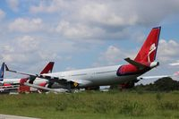 G-VBLU @ SFB - Virgin Atlantic