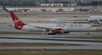 G-VBZZ @ MIA - Virgin