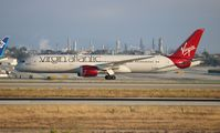 G-VCRU @ LAX - Virgin Atlantic