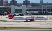 G-VFAN @ MIA - Virgin