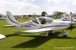 G-TMAX @ EGBK - at the EV-97 fly in. Sywell - by Chris Hall