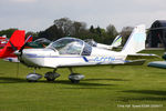 G-CCTH @ EGBK - at the EV-97 fly in. Sywell - by Chris Hall