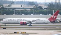 G-VOOH @ MIA - Virgin Atlantic