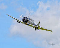 N190FS @ KBVS - Heritage Flight Museum - by Terry Green