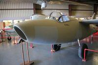 HE178 @ CNO - Heinkel 178