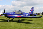 G-CITF @ EGBK - at the EV-97 fly in. Sywell - by Chris Hall