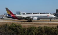 HL7700 @ LAX - Asiana - by Florida Metal