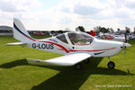 G-LOUS @ EGBK - at the EV-97 fly in. Sywell - by Chris Hall