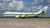 HZ-WBT7 @ MCO - Kingdom Aircraft