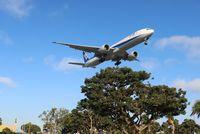 JA733A @ LAX - ANA 777-300