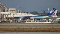 JA733A @ LAX - All Nippon
