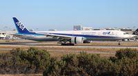 JA735A @ LAX - All Nippon