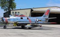 N50CJ @ KRFD - Canadair MK.6