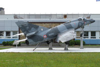 35 - Now a gate guardian in front of the Thales factory, Brest, France. - by olivier Cortot