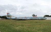 F-GCVJ @ LFRN - Poor Caravelle... - by olivier Cortot