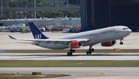 LN-RKO @ MIA - SAS A330