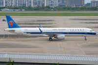 B-8423 @ ZJSY - China Southern A321 - by FerryPNL