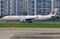 B-6085 @ ZJSY - China Eastern A333 landing - by FerryPNL