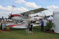 N1SL @ LAL - Cessna T206H