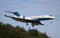 N3PG @ ORL - Gulfstream 550 - by Florida Metal