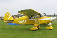 G-AWLI photo, click to enlarge