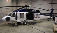 N9FH - UH-60A at NBAA Orlando - by Florida Metal