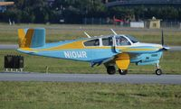 N10WR @ ORL - bonanza 35 - by Florida Metal