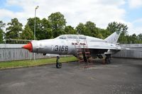 3166 @ LKKB - Displayed at the Kbely Aviation Museum Prague. - by Graham Reeve