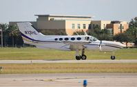 N13HL @ ORL - Cessna 421B - by Florida Metal