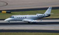N13WF @ ATL - Gulfstream 150
