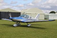 G-CGMV @ X5FB - Roko Aero NG4 HD at Fishburn Airfield UK. July 11th 2015. - by Malcolm Clarke