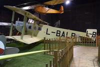 L-BALB @ LKKB - On display at Kbely Aviation Museum, Prague (LKKB). - by Graham Reeve